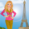 Barbie visits Paris